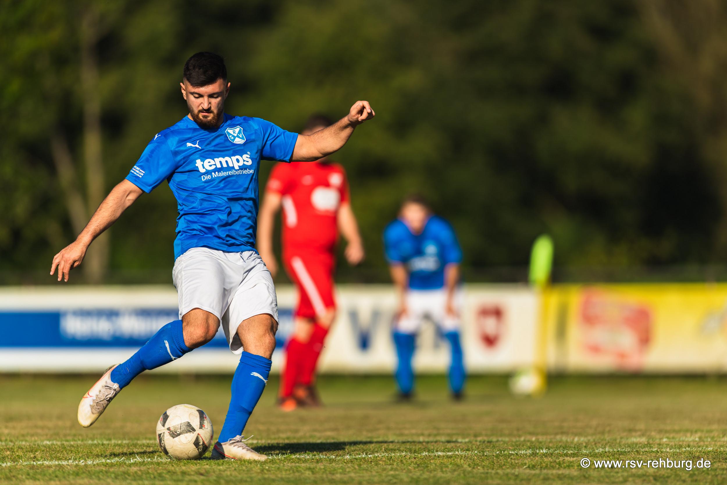3:0 gegen SV Husum – D. Haso erneut mit Doppelpack!