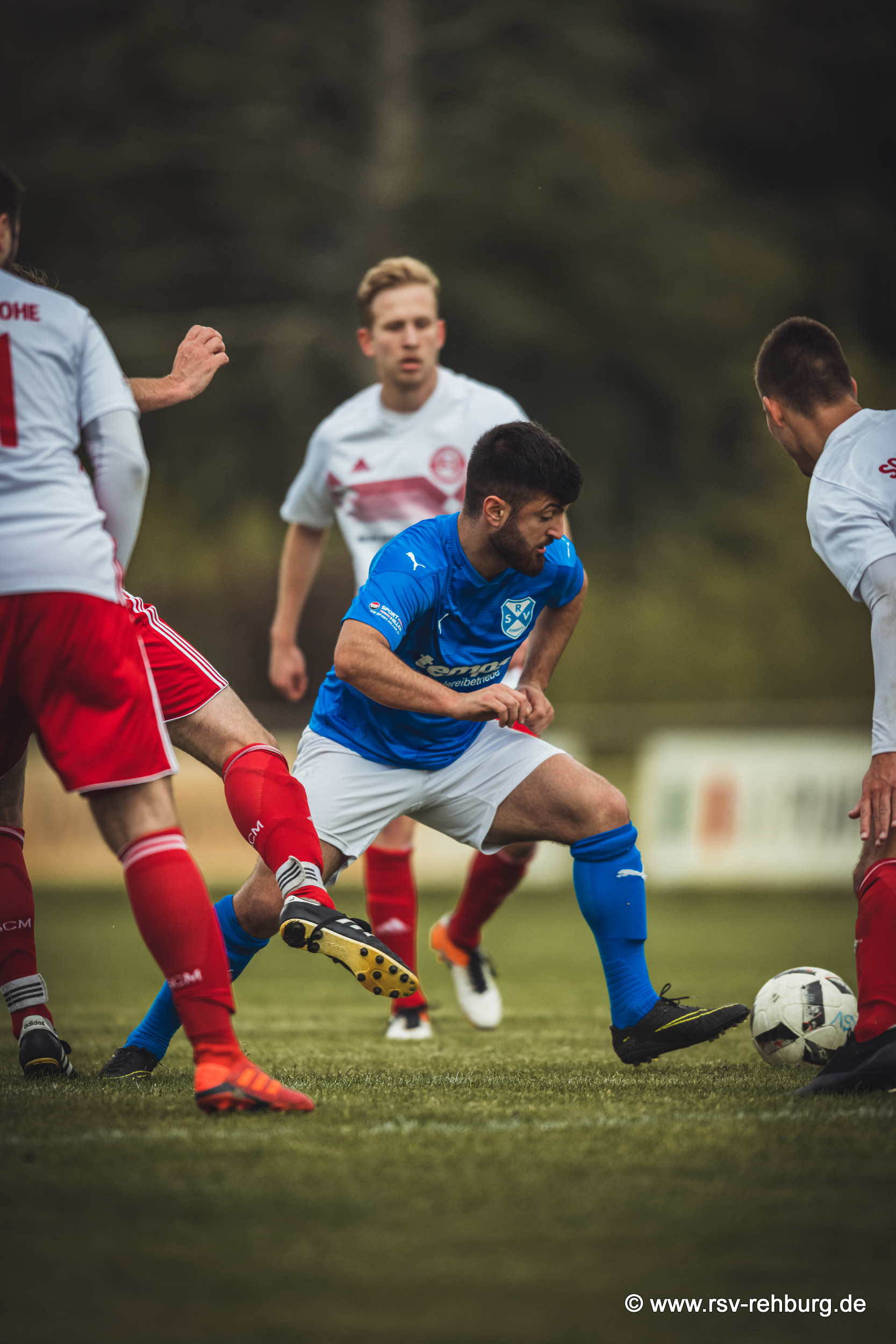 Drei Strafstöße ebnen Sieg – 7:0 gegen SV Husum