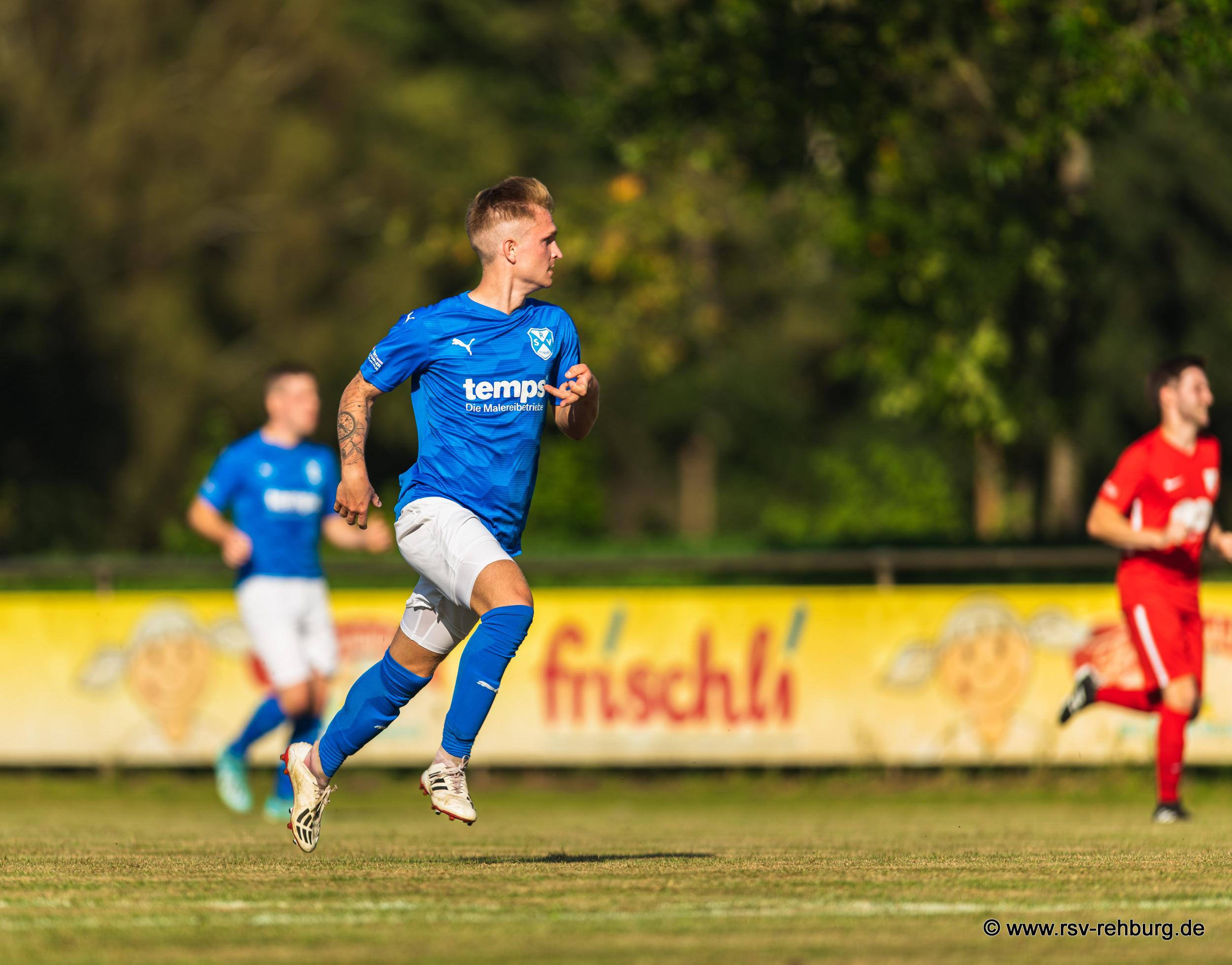 Rehburg siegt mit 3:0 in Eystrup